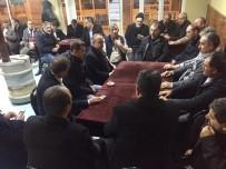 BÜLENT TURAN - Milletvekili Turan Köy Ziyaretlerinde Bulundu
