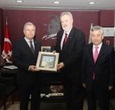 MOLDOVA - Moldova'dan Türk İş Adamlarına Yatırım Ve Ticaret Daveti