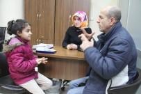 İŞİTME CİHAZI - Küçük Şevval Engelli Babasının Duyan Kulağı, Konuşan Dili Oluyor
