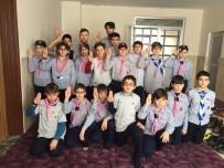 AHMET TURAN - Sorgunlu İzciler Sivas'ta Kış Kampına Girdi