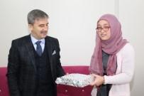 İLAHİYAT FAKÜLTESİ - TEOG Şampiyonuna Başkan Şirin'den Kutlama