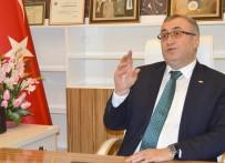 TÜRKIYE FıRıNCıLAR FEDERASYONU - Türkiye Fırıncılar Federasyonu Başkanı Halil İbrahim Balcı Açıklaması