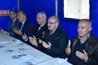SAIT KARAHALILOĞLU - Vali Çakacak, Şehit Yüzbaşı Çiga'nın Mevlitine Katıldı