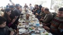 KADıOĞLU - ZMO Başkanı Özdemir, Ziraat Mühendisleriyle Bir Araya Geldi