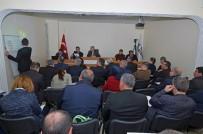 MILLI GÜVENLIK KURULU - 2017'Nin İlk Meclis Toplantısı Yapıldı