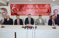 5 Siyasi Parti Başkanı Bir Arada Terörü Kınadı