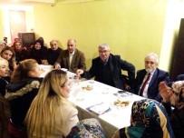 SİNEMA SALONU - Ak Parti Beylikova İlçe Danışma Meclisi Toplantısı