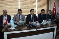AKSARAY BELEDİYESİ - Aksaray'da İki Kurum Arasında 21 Taşınmaz İçin Uzlaşma Sağlandı
