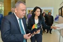 RESSAM - 'Antalya Sembollerim' Sergisi Konyaaltı'nda