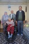 MESUT ÖZAKCAN - Başkan Özakcan, Verdiği Sözü Yerine Getirdi