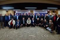 ÖĞRENCİ YURTLARI - Başkan Uysal Oda Başkanlarıyla Bir Araya Geldi