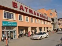 Batman Bölge Devlet Hastanesi'nde 1 Milyon 251 Bin Hasta Muayene Edildi