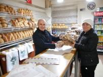 HASAN AKGÜN - Büyükçekmece'de Ambalajlı Ekmek Satışına Başlandı