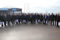 LÜTFI EFIL - Büyükşehir, 12 İlçenin Muhtarlarının Tamamıyla İstişare Toplantısı Yaptı