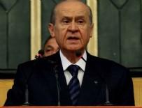 MHP - Devlet Bahçeli: Namerde el açmayacağız