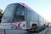 YERLİ TRAMVAY - Dördüncü Yerli Tramvay Samsun'da