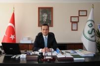 AYDOĞAN - DSİ 26. Bölge Müdürü Dinçer Aydoğan Barajlar Daire Başkanlığı Görevine Atandı