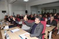 MESUT ÖZAKCAN - Efeler Belediye Meclisi 2017'Nin İlk Toplantısını Gerçekleştirdi