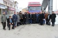 Erzincan KYK'dan Halep'e 28 Ton Gıda Yardımı