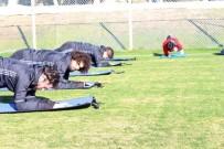 İRFAN BUZ - Evkur Yeni Malatyaspor Antalya Kampına Hızlı Başladı