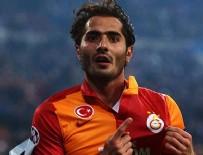 TUZLASPOR - Galatasaray'da bir ayrılık daha