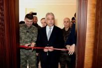 Hakkari'de Terfi Töreni Ve 15 Temmuz Özel Harekât Şehitleri Dinlenme Salonu Açılışı Yapıldı