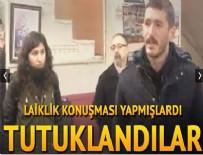 PROVOKASYON - Hürriyet'ten Skandal Haber! Tutuklanan Militanlara Destek Çıktı!