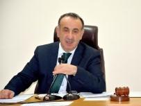 MUSTAFA YıLMAZ - İl Özel İdaresi Binası'nın Emniyet Müdürlüğü'ne Verilmesi Mecliste Tartışıldı