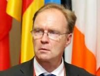 DAVID CAMERON - İngiltere'nin AB Büyükelçisi Ivan Rogers istifa etti