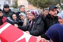AKIF PEKTAŞ - İstanbul'daki Saldırıda Ölen Mesut Gürbüz Son Yolculuğuna Uğurlandı