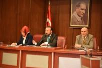 NEVZAT DOĞAN - İzmit Belediyesi 2017 Yılı İlk Meclis Toplantısı Yapıldı