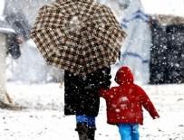 SOĞUK HAVA DALGASI - Kar geri dönüyor