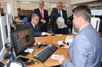 Karaman'da Yeni Kimlik Kartları Dağıtılmaya Başladı