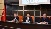 KıZıLKAYA - Kepez'de 2017'De Her Hafta Tören