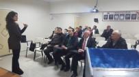 Kırıkkale'de Borsa Üyeleri Eğitim Verildi