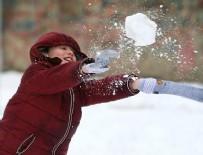 Konya Valiliği'nden kar tatili açıklaması
