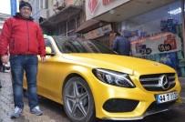 MEHMET ÖZER - Lüks taksiler görenleri şaşırtıyor