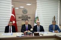 RESİM YARIŞMASI - Malatya Büyükşehir Belediyesi 2016 Yılında Kültürel Etkinliklerini Değerlendirdi
