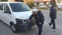 ZEYTINLIK - Minibüsün Çarptığı Iraklı 2 Çocuk Hayatını Kaybetti