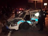 POLİS ARACI - Nazilli'de Polis Otosu Kaza Yaptı Açıklaması 2 Şehit