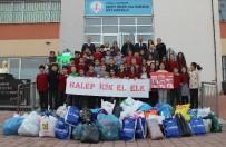 DİN KÜLTÜRÜ - Minik Yüreklerini Halep İçin Birleştirdiler
