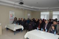 MUSTAFA TALHA GÖNÜLLÜ - Rektör Gönüllü Suriyelilerle Bir Araya Geldi