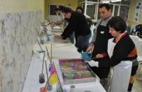 HAT SANATı - Simav Belediyesi'nden Ebru Ve Hat Sanatı Kursu