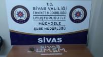 Sivas'ta Uyuşturucu Madde Ticaretine 3 Tutuklama