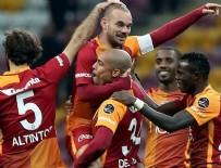 WESLEY SNEIJDER - Sneijder için 'Çin'e gidiyor' iddiası