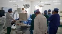 NUMUNE HASTANESİ - TİKA'dan Özbekistan'daki Hastanelere Tıbbi Donanım Desteği