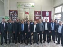HÜSEYİN KOCABIYIK - Trakya Birlik'ten Lüleburgaz Yağlı Tohumlar Tarım Satış Kooperatifi'ne Ziyaret