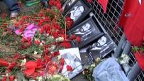 AHMET MISBAH DEMIRCAN - Turizmciler Ortaköy'de Teröre Karşı Yürüdü