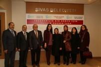 Vali Gül'ün Eşinden Gıda Bankası'na Ziyaret