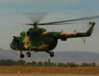 AMAZON - Askeri helikopter kayboldu